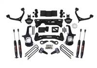 ReadyLift Suspension 11-16 Chevy Silv/Sierra 2500/3500 HD 4wd Lift Kit - 7-8in w/ UCA # 44-3070