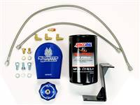 Sinister Diesel 06-07 Dodge 5.9L Cummins Bypass Oil Filter System # SD-EOF-5.9-06
