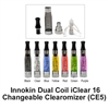 Innokin iClear Dual Coil Clearomizer
