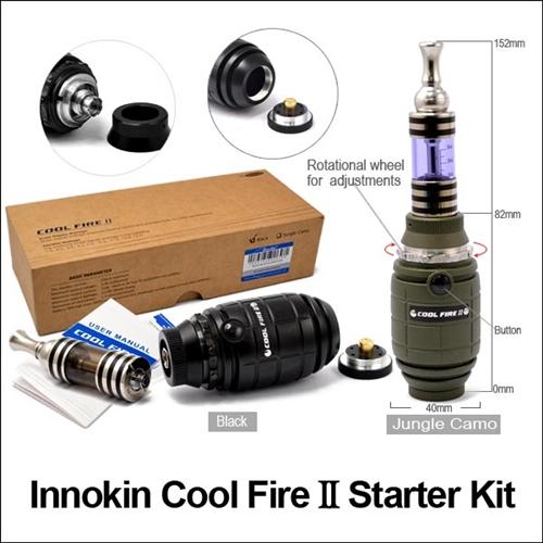 Innokin Cool Fire II Mod Kit
