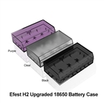 EFest H2 Upgraded 18650/18350 Battery Case