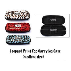 Leopard Print Ego Medium case