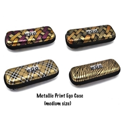 Metallic Print Ego Medium case