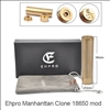 EHPro Manhattan Brass 18650 Clone