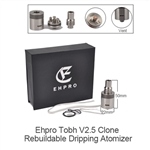 Ehpro Tobh v2 Clone Rebuildable Dripping Atomizer