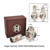 HCigar Hammer 18650/18350 Mechanical Mod (Clone)
