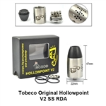 Hollowpoint V2 RDA by Tobeco