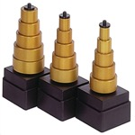 "CMT 791.705.00 5-Piece Collar Set (1/16"", 1/8"", 1/4"", 3/8"", 1/2"" Rabbets)"
