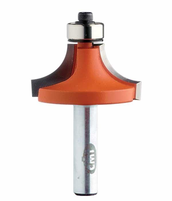 54 mm Radius:1,6 mm CMT ABRUNDFRÄSER D:15,9 mm SD:6 mmGL