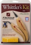Flexcut KN300 Whittler's Knife Kit
