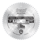 "Freud LU92M010 10"" Diameter X 60T MTCG Thick-Stock Laminate Carbide-Tipped Saw Blade With 5/8"" Arbor"
