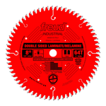 "Freud LU97R008 8"" Diameter X 64T TCG Double Sided Laminate/Melamine Carbide-Tipped Saw Blade With 5/"