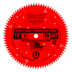 "Freud LU97R010 10"" Diameter X 80T TCG Double Sided Laminate/Melamine Carbide-Tipped Saw Blade With 5"
