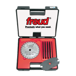 "Freud SD306 6"" Diameter X 18T Safety Dado Carbide-Tipped Saw Blade Set With 5/8"" Arbor"