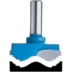 "Roman Carbide DC1770 2-1/8"" Diameter Carbide Tipped Rosette Cutter With 1/2"" Shank"
