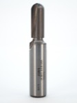 "Whiteside 1407 3/8"" Diameter X 1"" Double Flute Round Nose Router Bit (1/2"" Shank)"