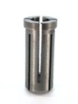 "Whiteside 6400x8 1/2"" to 8mm Diameter X 1-1/4"" Overall Length Router Collet Reducer"