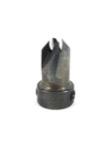 "Whiteside 8060008 Standard Carbon Steel Countersink #8 C'sink, 11/64"" Drill Size 3/8"" C'sink Dia 1/2"