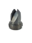 "Whiteside 8060012 Standard Carbon Steel Countersink #12 C'sink, 7/32"" Drill Size 1/2"" C'sink Dia 5/8"