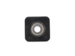 "Whiteside B8SQ 3/4"" Square X 3/16"" Inside Diameter Euro Square Bearing"