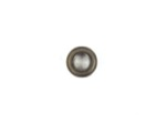 "Whiteside B9U .490"" Outside Diameter X 1/4"" Inside Diameter Undersized Ball Bearing"