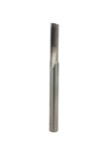 "Whiteside SC08 1/4"" Diameter X 1"" Single Flute Straight Bit (1/4"" Shank)"