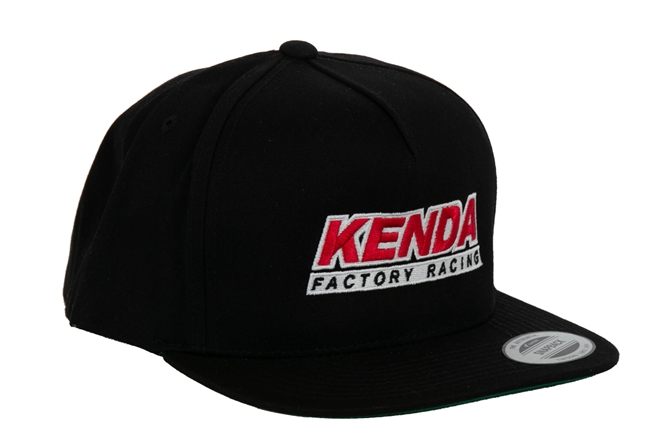 Hat - Kenda Factory Racing - One Size