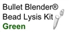 #3ISGREENE1 GREEN Bead Lysis Kit - small tough samples, 1 pack of 50