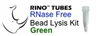 #3ISGREENR1-RNA GREEN RINO Bead Lysis Kit - small tough samples, 1 pack of 50, Sterile, RNase free