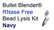 #3ISNAVYE1-RNA NAVY Bead Lysis Kit - larger tough samples, 1 pack of 50, Sterile, RNase free.