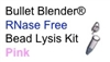 #3ISPINKE5-RNA PINK Bead Lysis Kit - small soft samples, 5 packs of 50, Sterile, RNase free