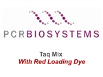 PB10.13-10  PCR Biosystems PCRBio Taq Mix with red tracking dye