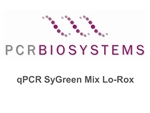 PB20.11-50 PCR Biosystems qPCRBio SyGreen Mix Lo-ROX, SyGreen real-time PCR, [5000x20ul rxns] [50ml]