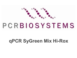 PB20.12-20 PCR Biosystems qPCRBio SyGreen Mix Hi-ROX, SyGreen real-time PCR, [2000x20ul rxns] [20x1ml]