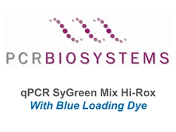 PB20.16-01 PCR Biosystems qPCRBio SyGreen Mix Hi-ROX Blue, SyGreen real-time PCR, [100x20ul rxns] [1x1ml]