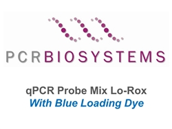 PB20.25-50 PCR Biosystems qPCRBio Probe Mix Lo-ROX Blue, probe based assays-, [5000x20ul rxns] [50ml]