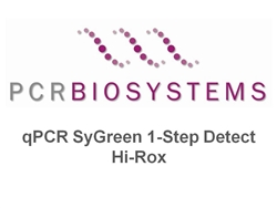 PB25.12-01 PCR Biosystems qPCRBio SyGreen One-Step DetectHi-ROX, SyGreen qPCR from RNA, [100x20ul rxns] [1x1ml mix] & [1x200ul RTase]