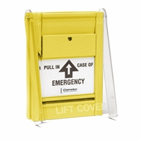 DC USA Approved 2 X N/C Switches, ' Pull In Case Of Emergency'
