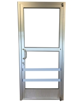 "Comanche 36"" x 84"" Cart Bar Storefront Door"