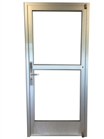 "Comanche 36"" x 84"" Security Storefront Door"