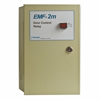 Camden Door Controls Cx-Emf-2M: Multi-Function Relay- Metal Cabinet, 1 Control Switch