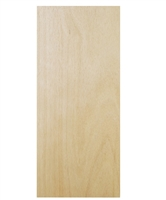 "Lakota Commercial 3'-0"" x 6'-8"" (36"" x 80"") Natural Birch Veneer Solid Particle Core Wood Door Slab (No Hinge or Lockset Prep)"