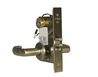 DC USA Approved ML03EL Fail Safe Electrified Solenoid Storeroom Mortise Lock (Corbin Russwin 2000 Series Replica)