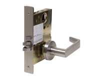 DC USA Approved ML1053 Mechanical Entrance Mortise Lock With Deadbolt (Schlage L9000 Replica)