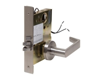 DC USA Approved ML1482 Electrified Solenoid Institutional Mortise Lock With Deadbolt (Schlage L9000 Replica)