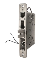 DC USA Approved ML80 Electrified Solenoid Storeroom Mortise Lock Chassis Only (Schlage L9000 Series Replica)