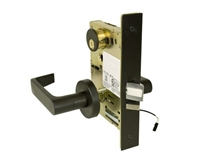 DC USA Approved ML8053 Electrified Solenoid Entrance With Deadbolt Mortise Lock (Cal Royal M Series Replica)