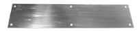 "S. Parker Hardware Kpss1234: 12"" X 34"" Stainless Steel Finish Kick Plate"