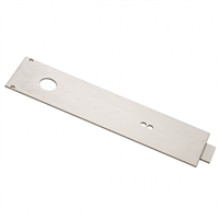 Dorma® Aluminum RTS Series Overhead Concealed Closer Cover Plate