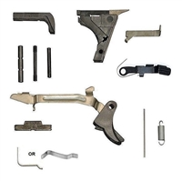 Brand New GLOCK OEM Lower Parts Kit For Glock Glock 17, 19 Gen 3, Polymer 80 Compatible